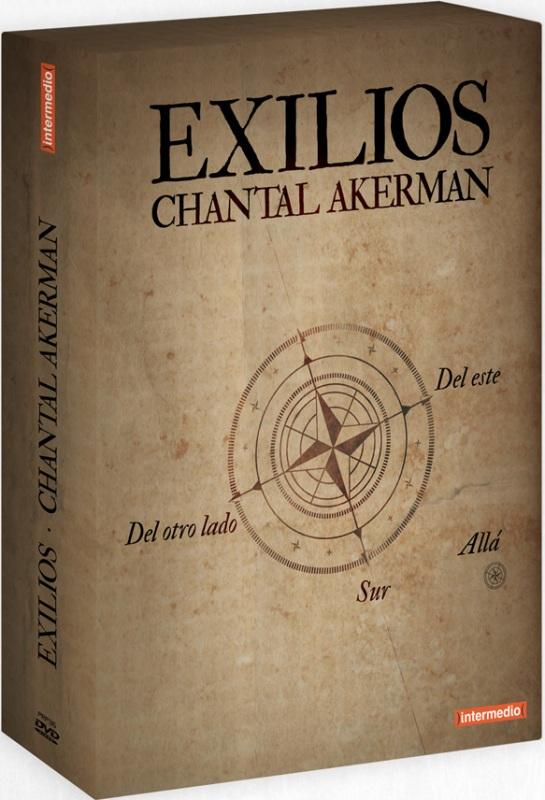 Exilios de Chantal Akerman en Tienda Intermedio DVD