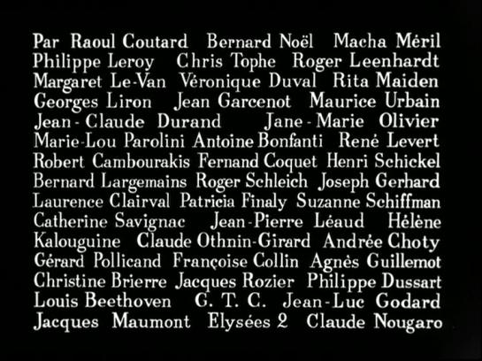 Jean-Luc Godard - Una mujer casada